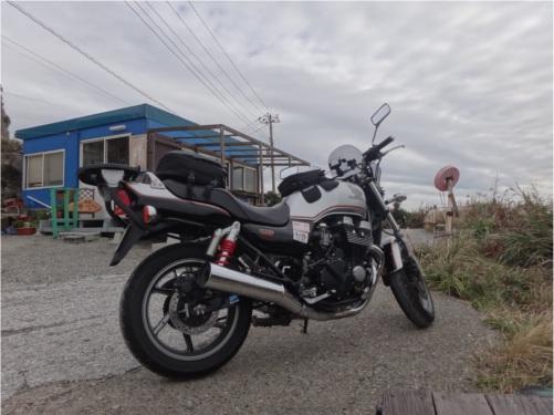 06_岬とバイク.JPG