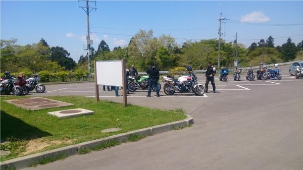09_御番所公園バイクいっぱい.JPG